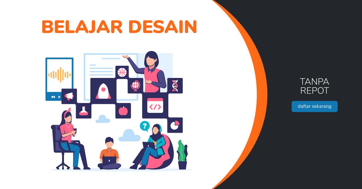 Kelas Online Belajar Icon Design