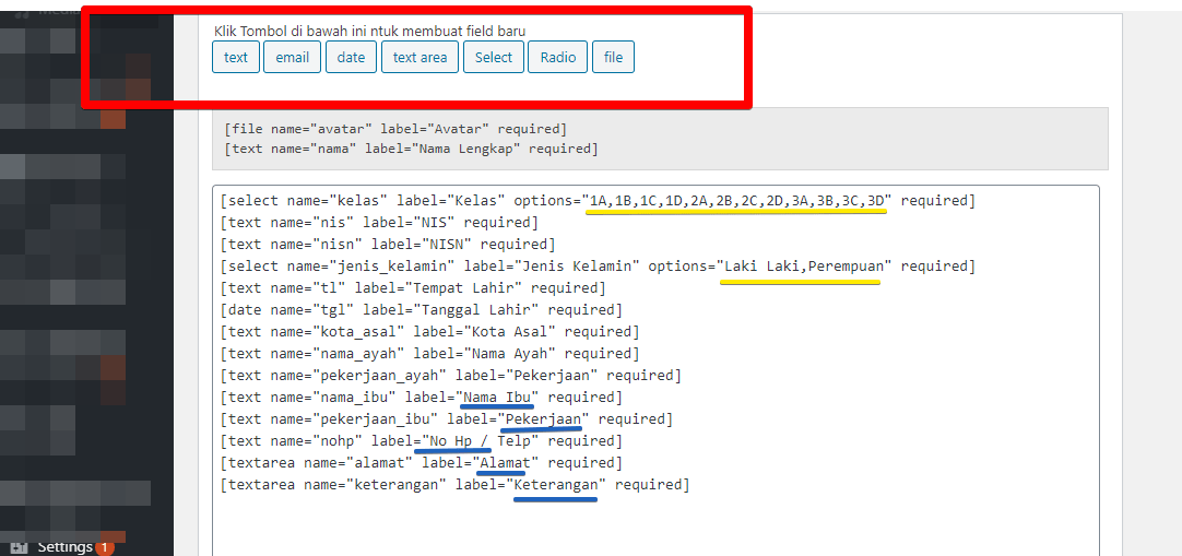 plugin data siswa wordpress 2plugin data siswa wordpress 2