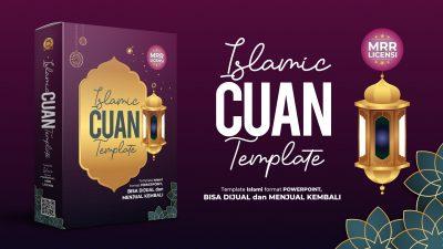 Template Islami ramadhan